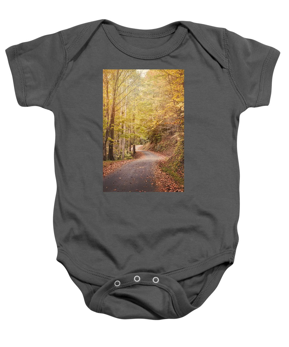Tennessee Baby Onesie featuring the photograph Color And Light by Heather Applegate