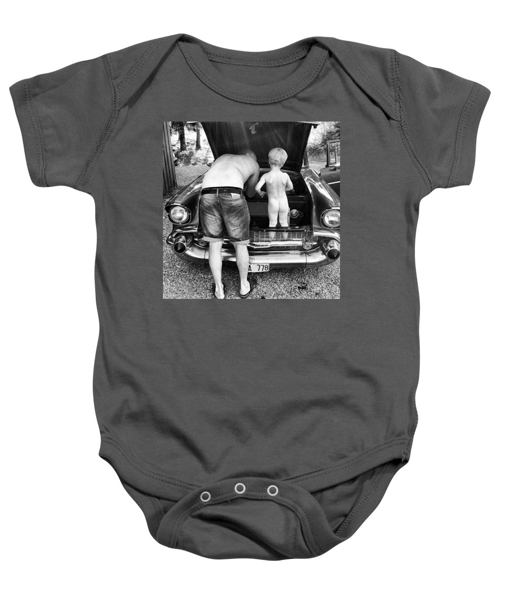 Baby Onesie featuring the photograph For Josefin 8x8 by Pamela Cooper