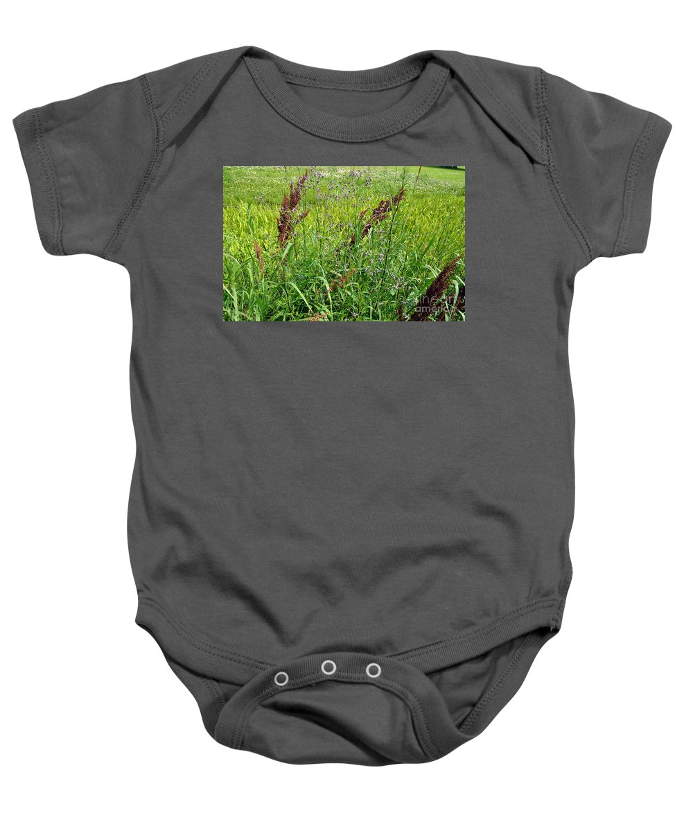 Battle Of New Orleans Baby Onesie featuring the photograph From A Soldier's Perspective 1 by Alys Caviness-Gober