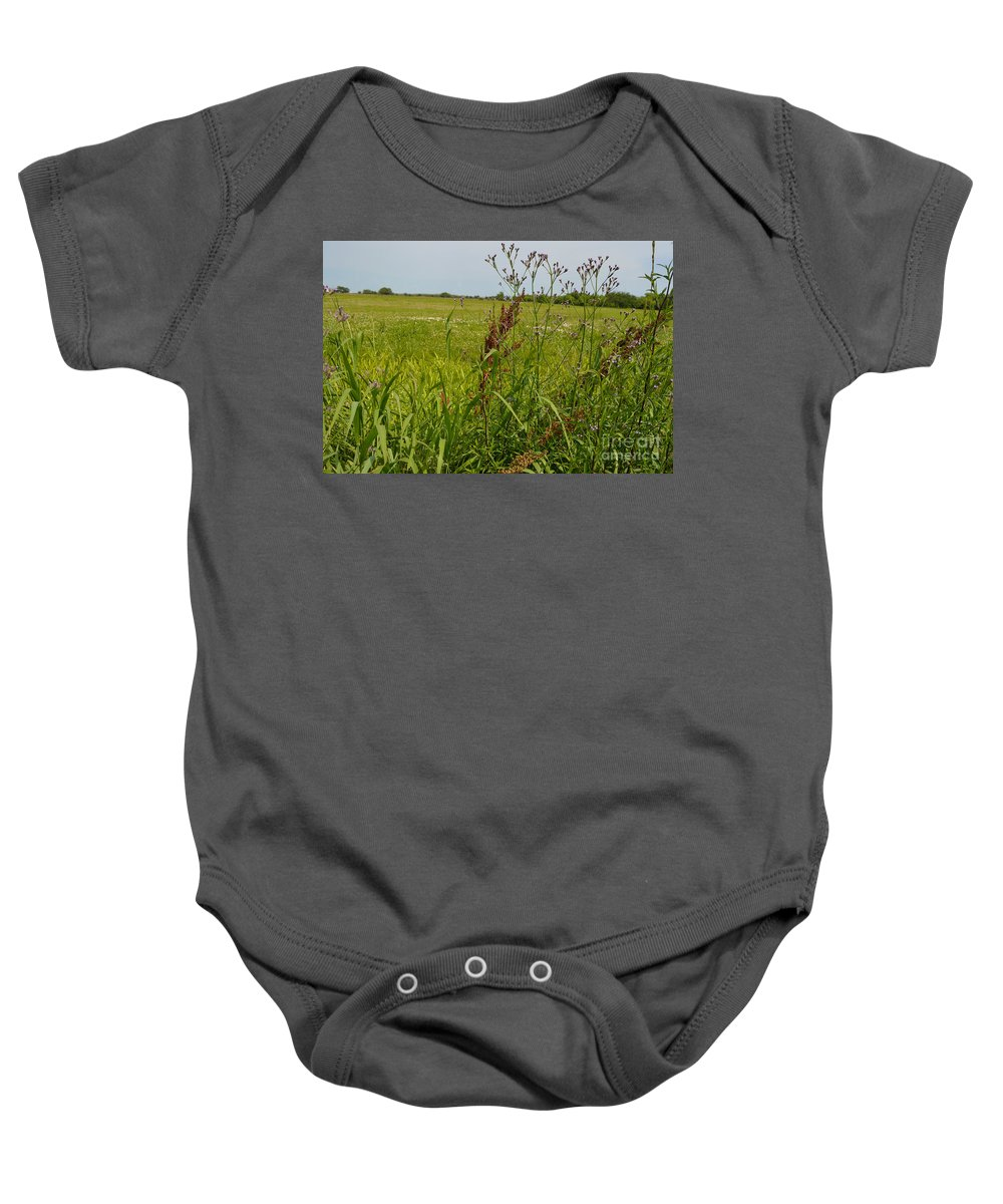 Battle Of New Orleans Baby Onesie featuring the photograph From A Soldier's Perspective by Alys Caviness-Gober