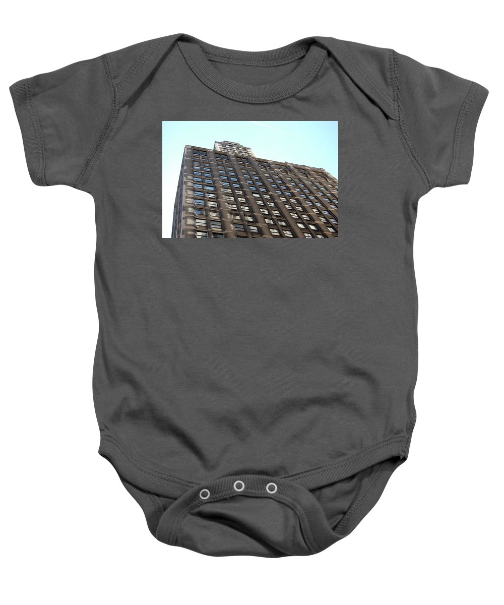 Architecture Baby Onesie featuring the photograph Jammer Architecture 006 by First Star Art