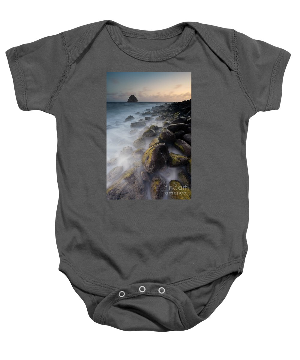 Landscape Baby Onesie featuring the photograph Le Diamant by Matteo Colombo