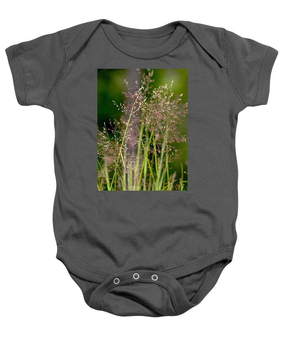 Floral Baby Onesie featuring the photograph Memories Of Springtime by Holly Kempe