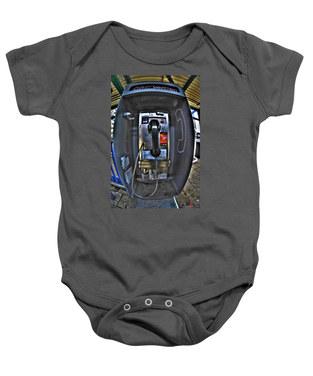 Michael Frank Jr Baby Onesie featuring the photograph Remember These by Michael Frank Jr