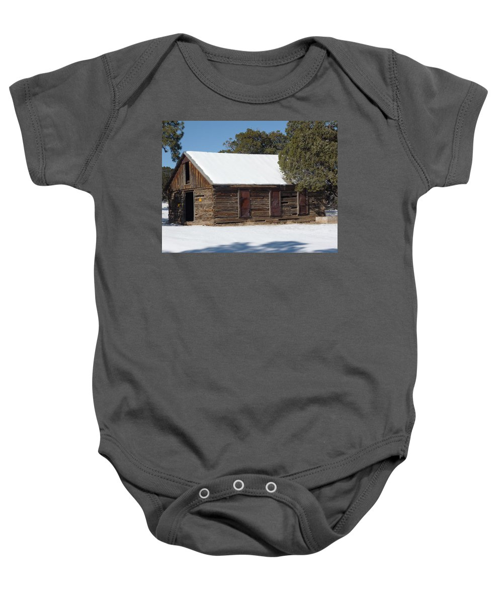 School Baby Onesie featuring the photograph Study Time by Jennifer Lavigne