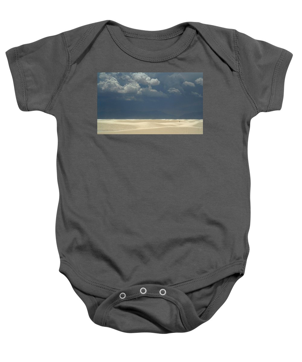 Biblical Baby Onesie featuring the photograph The Expulsion by Joe Kozlowski