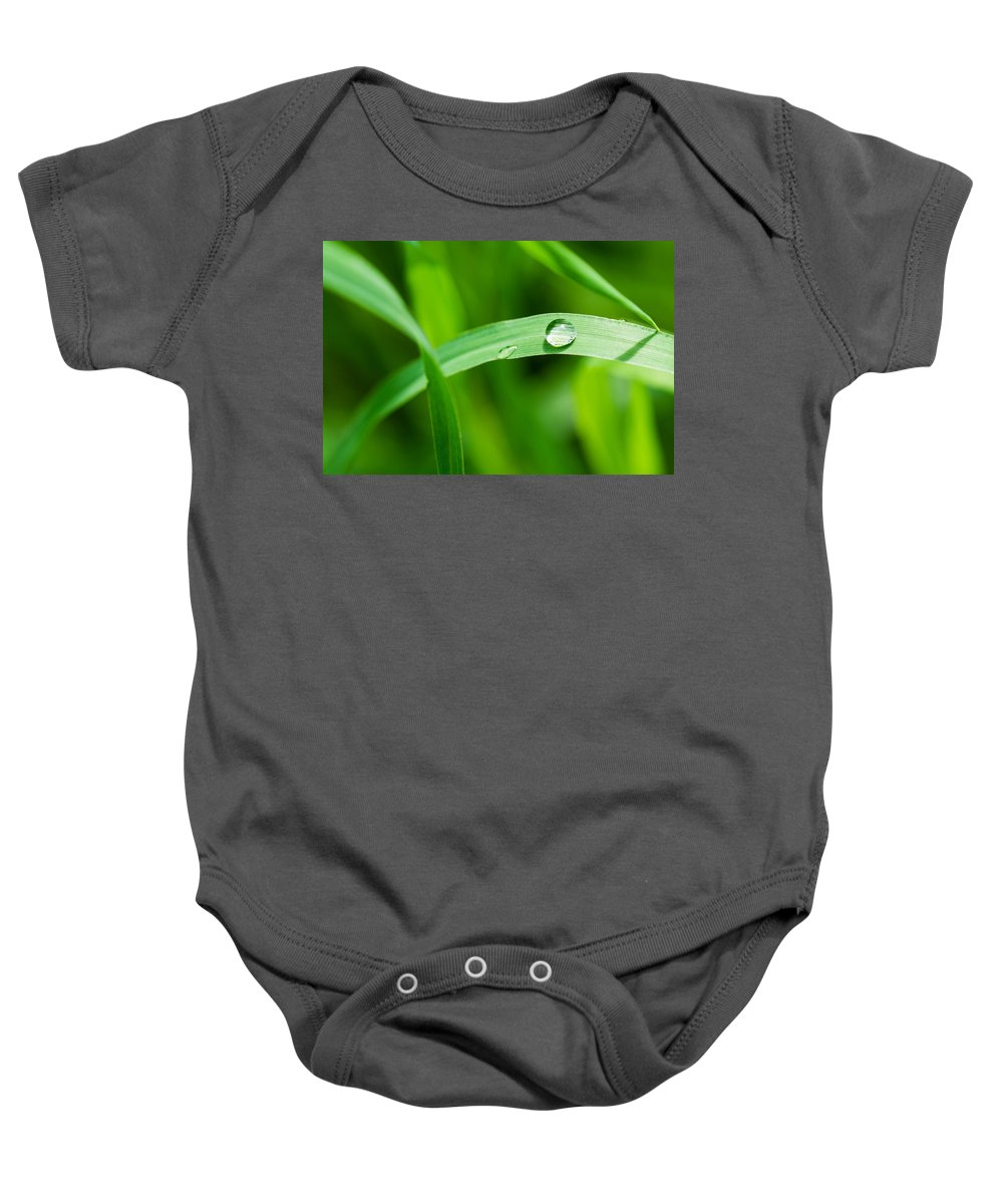 Agriculture Baby Onesie featuring the photograph The Pearl - Featured 3 by Alexander Senin