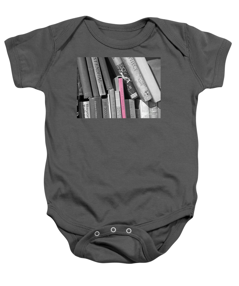 Song Baby Onesie featuring the photograph The Song Of Songs by Rob Hawkins