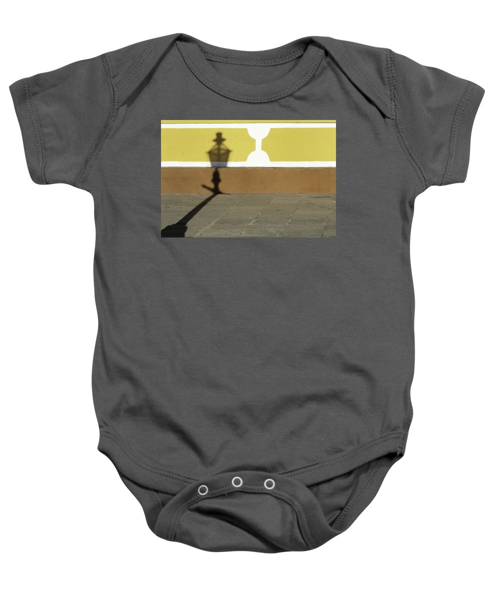Antique Baby Onesie featuring the photograph Trinidad Style by A Rey