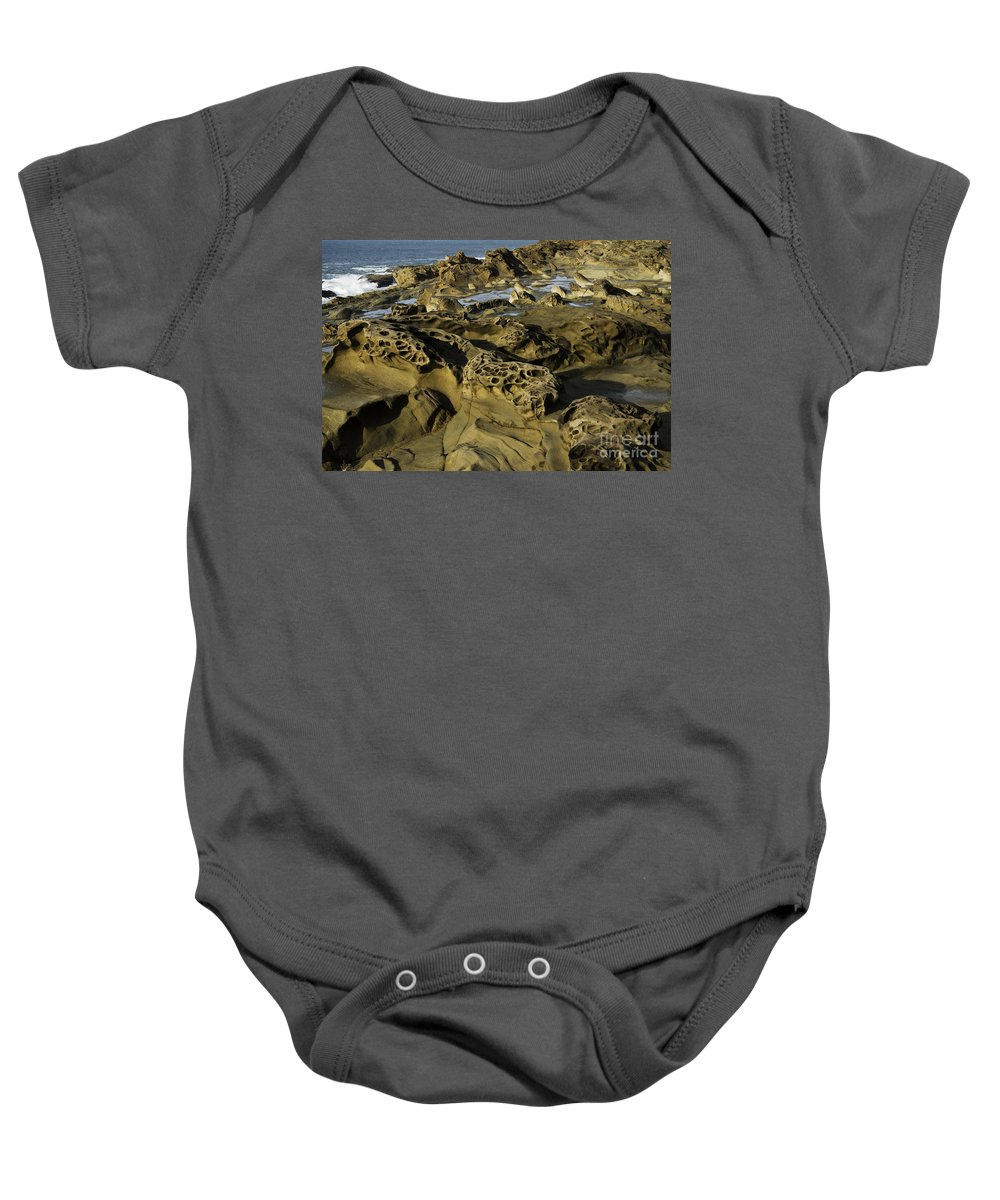 Surreal Baby Onesie featuring the photograph Visions Of Nature 4 by Bob Christopher