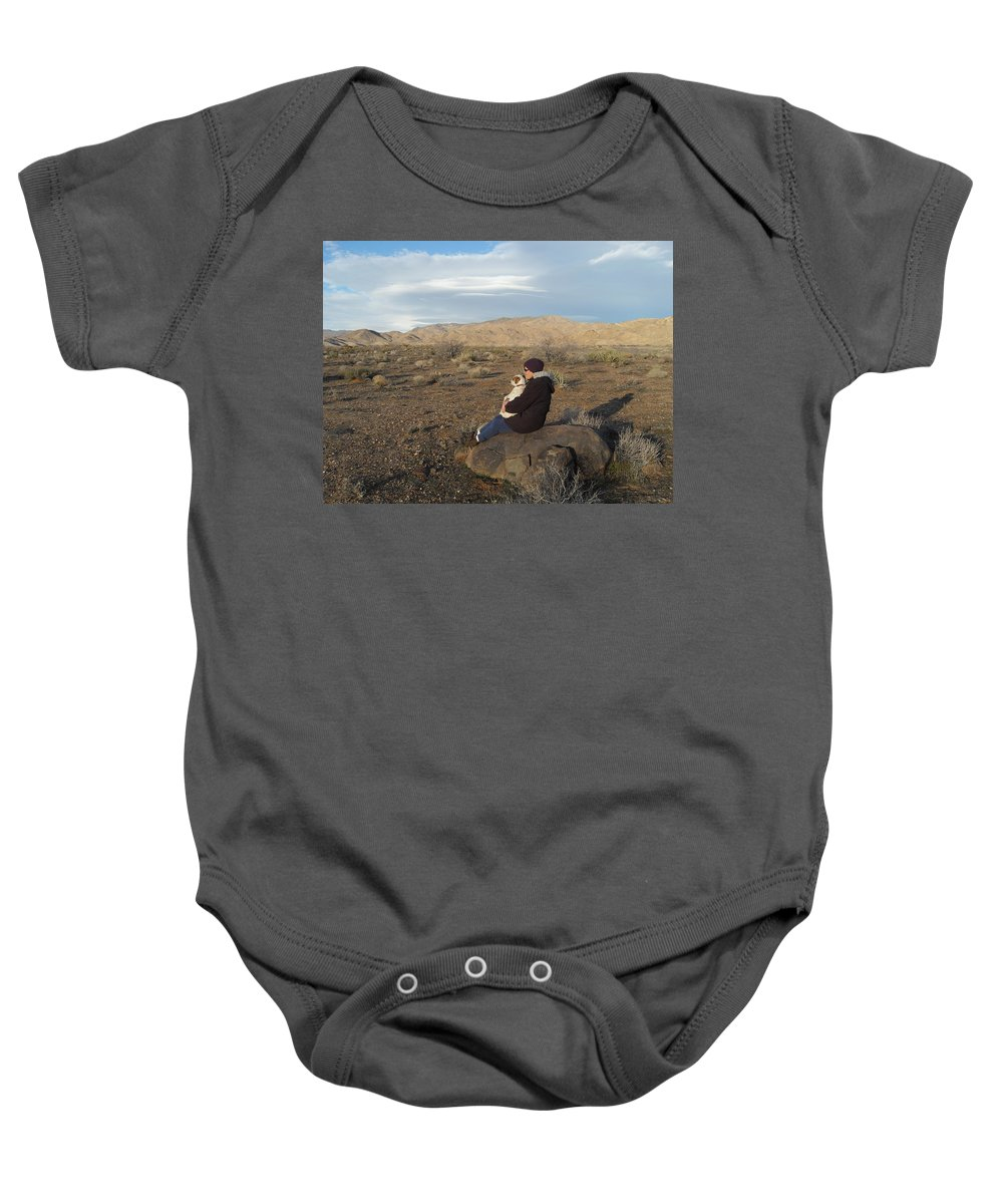 Landscape Baby Onesie featuring the photograph Wide Open Spaces by James Welch