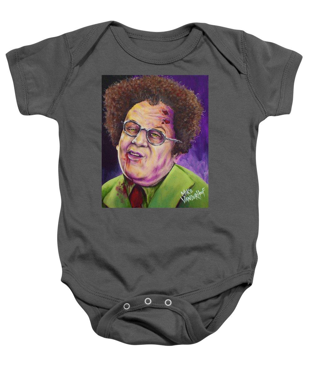 Dr. Steve Brule Baby Onesies