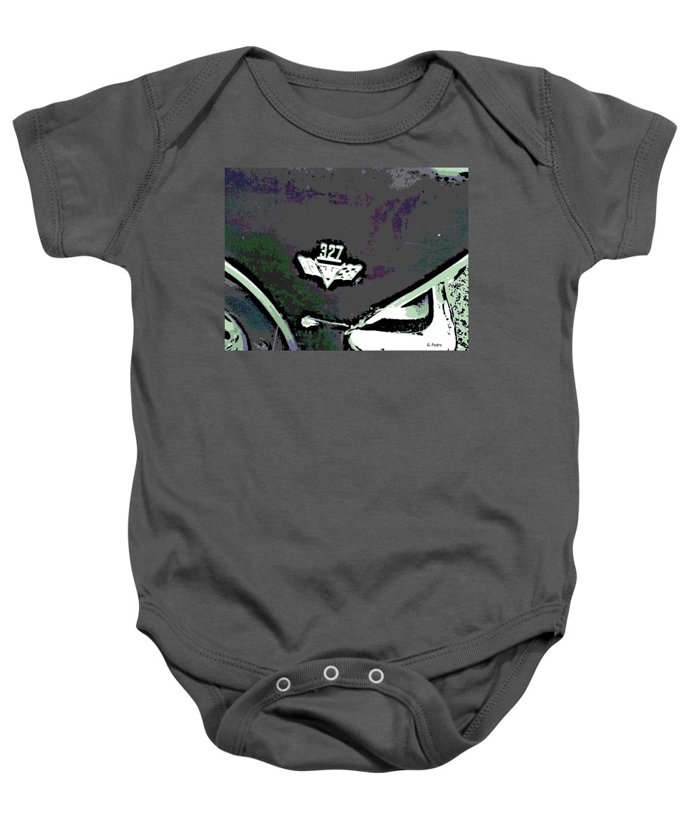 327 Baby Onesie featuring the photograph 327 by George Pedro