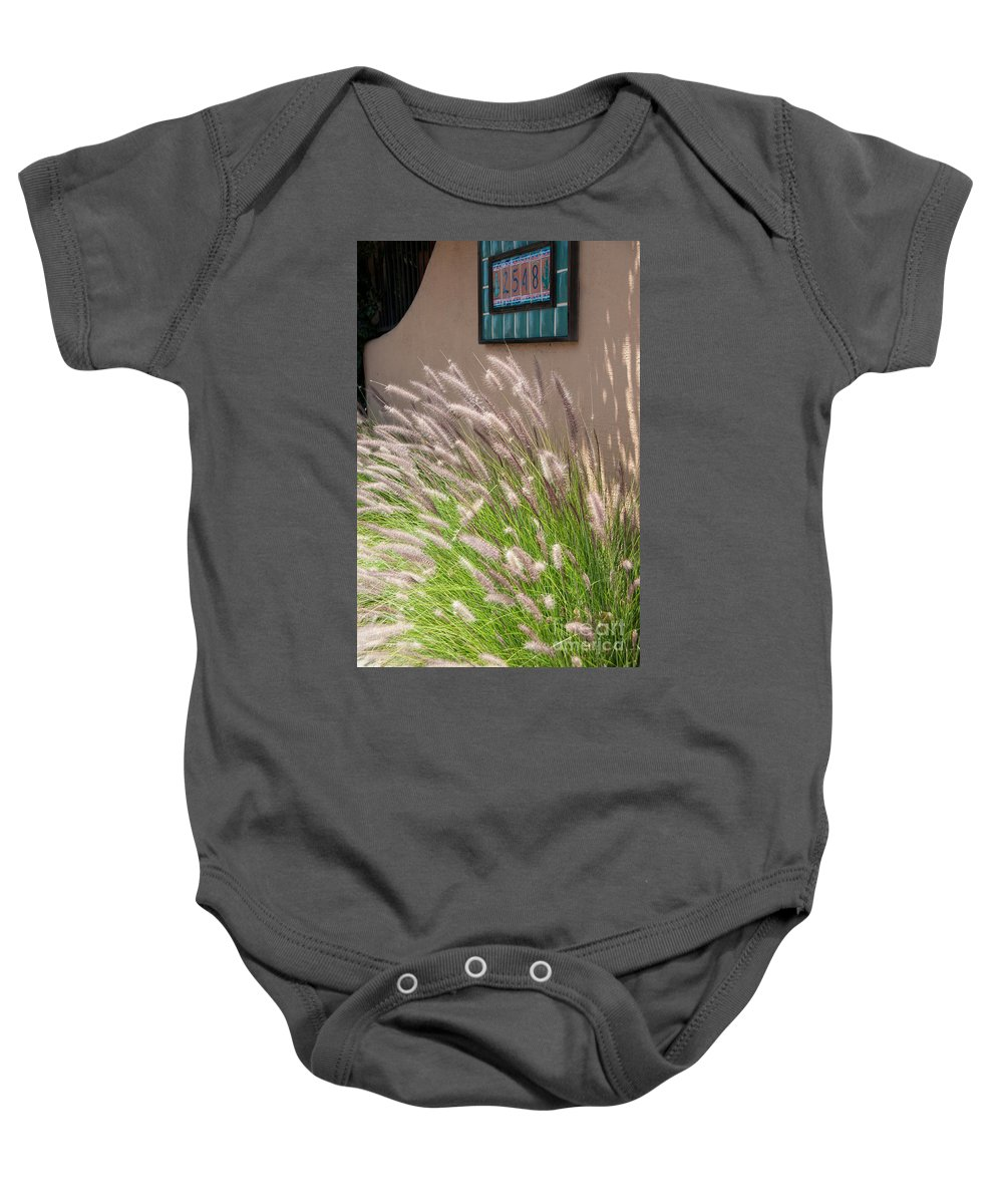 California Baby Onesie featuring the digital art Old Town San Diego by Carol Ailles