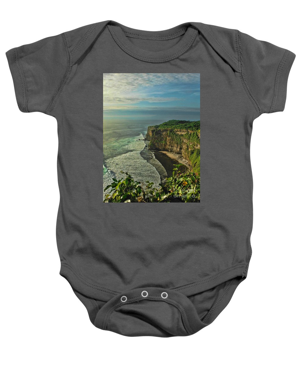 Indonesian Baby Onesie featuring the photograph Bali Indonesia by RJ Aguilar