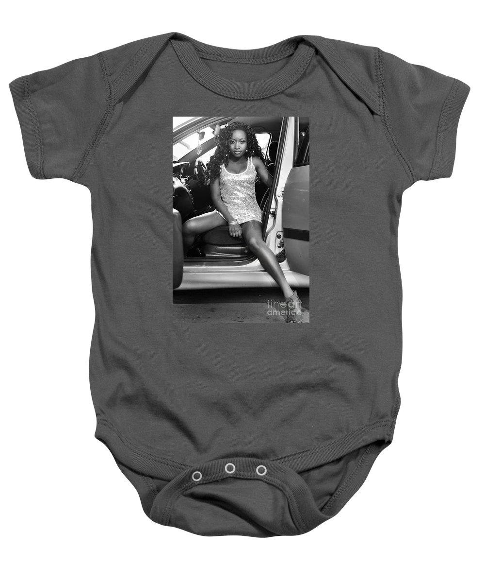 Yhun Suarez Baby Onesie featuring the photograph Bel14.0 by Yhun Suarez