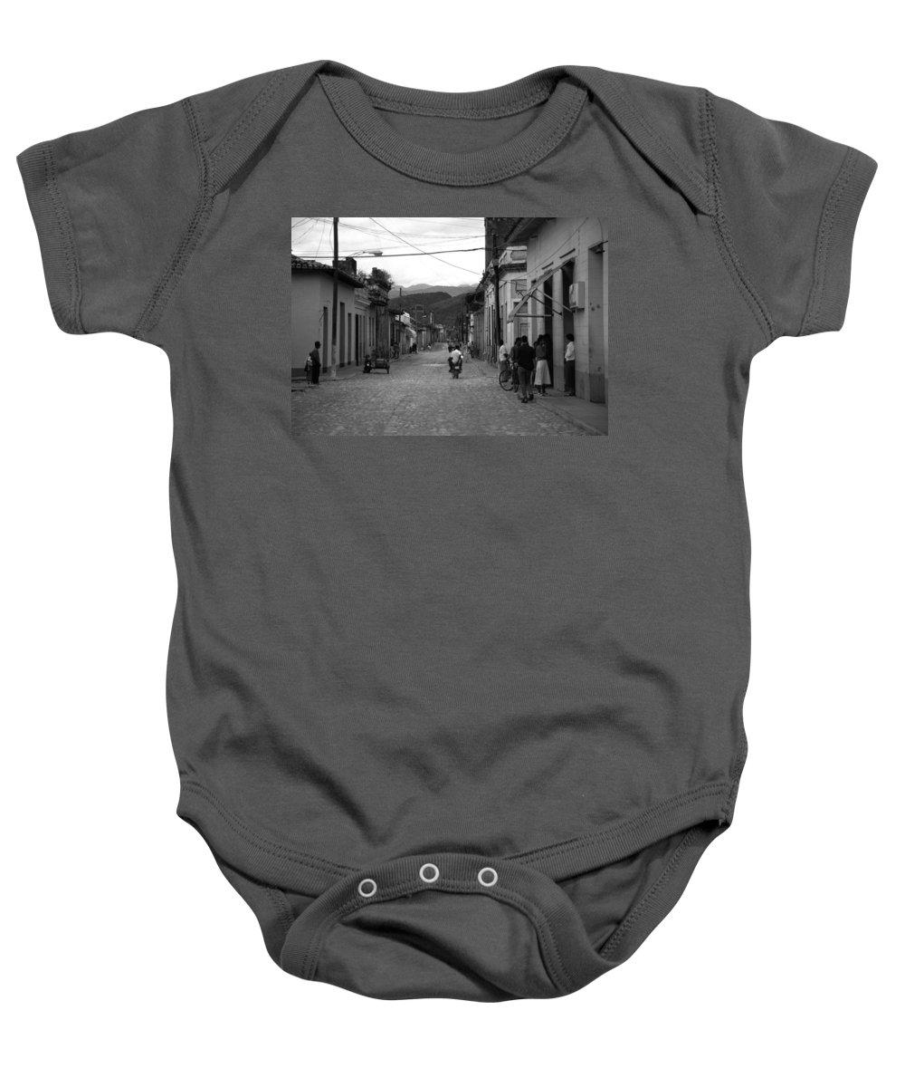 Cuba Baby Onesie featuring the photograph Cuba by Ralf Kaiser