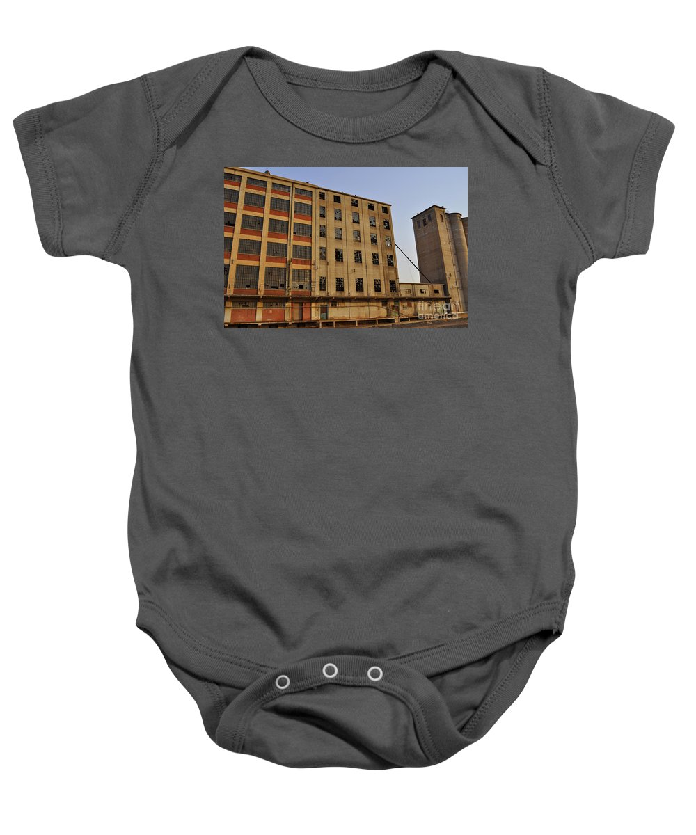 Damaged Baby Onesie featuring the photograph Damaged by Anjanette Douglas