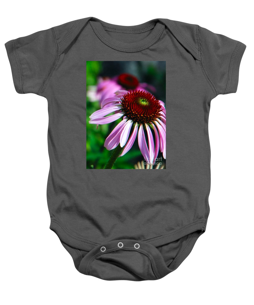 Flower Baby Onesie featuring the photograph Flower 21 by Ronald Grogan