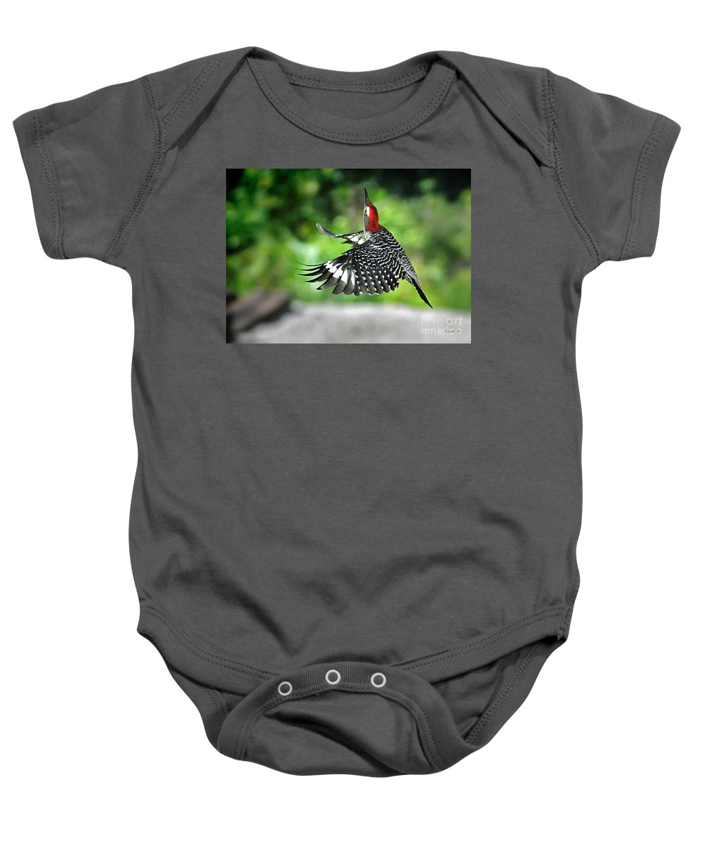 Nqture Baby Onesie featuring the photograph Going Home by Nava Thompson
