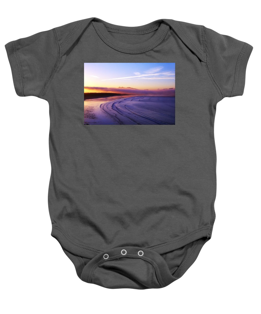 Dingle Peninsula Baby Onesie featuring the photograph Inch Beach, Dingle Peninsula, Co Kerry by The Irish Image Collection