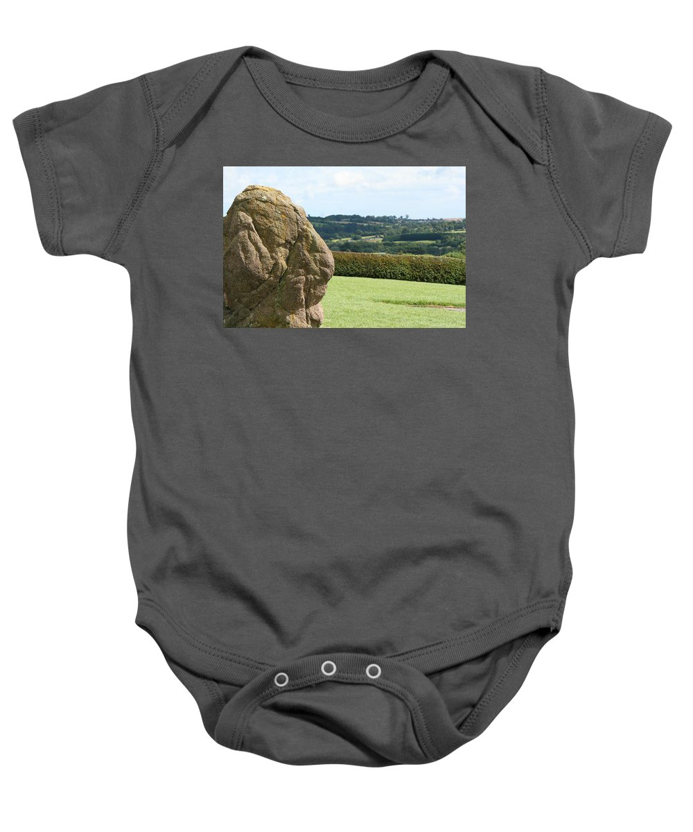 Ireland Baby Onesie featuring the photograph Ireland 0014 by Carol Ann Thomas