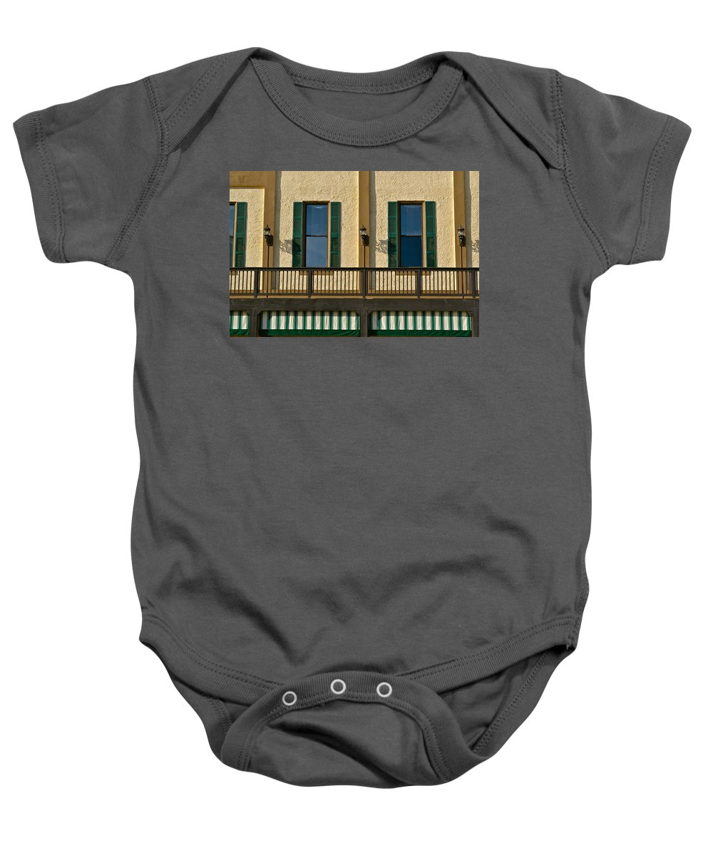 Bar Photographs Baby Onesie featuring the photograph Morning Above The Bar by Bill Owen