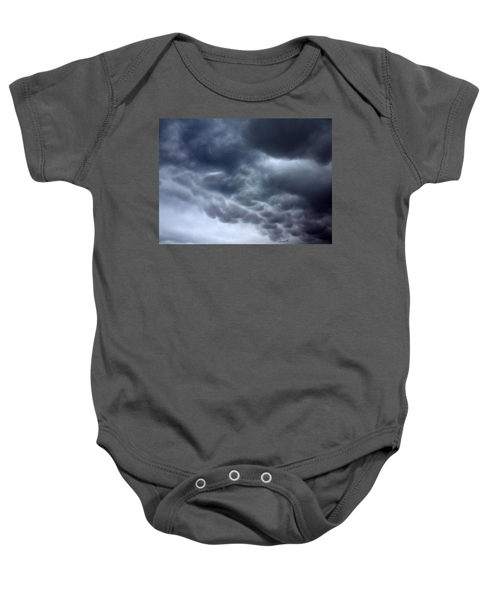 Six Pack Baby Onesie featuring the photograph Six Pack by Ed Smith