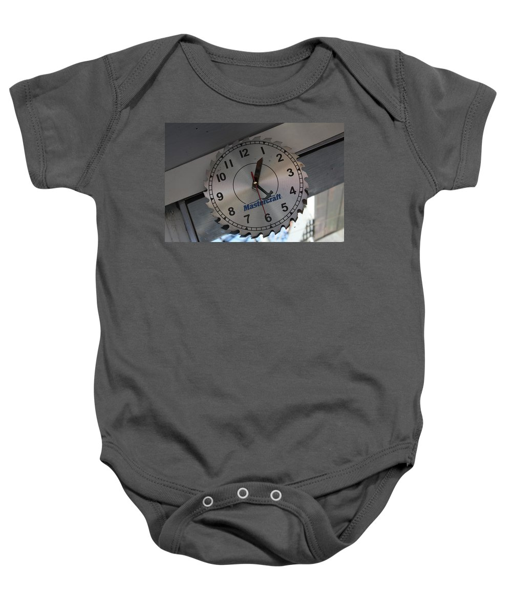 Mastercraft Baby Onesie featuring the photograph Work Time by Donato Iannuzzi