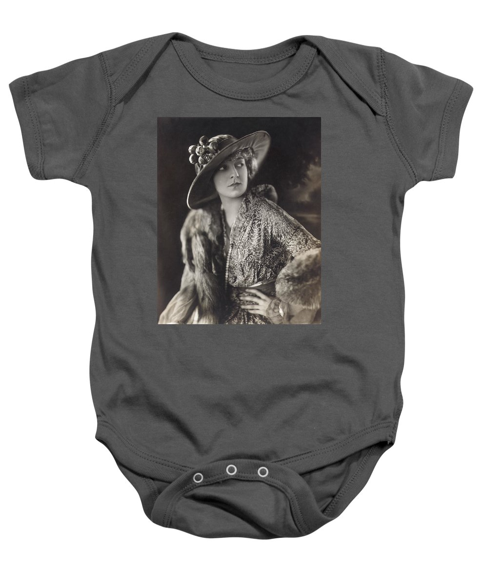 1915 Baby Onesie featuring the photograph Elsie Janis (1889-1956) by Granger
