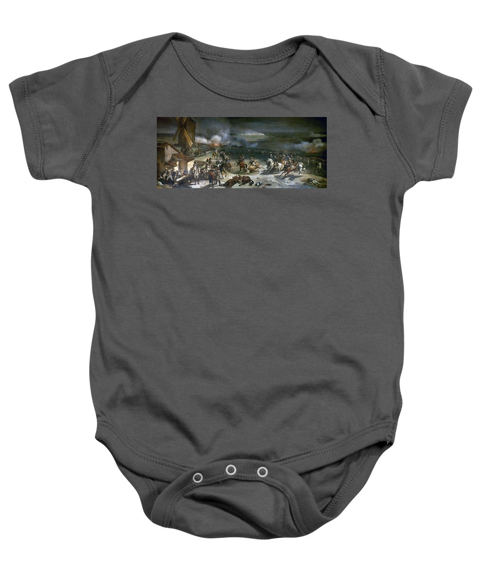 1792 Baby Onesie featuring the photograph French Rev: Valmy, 1792 by Granger