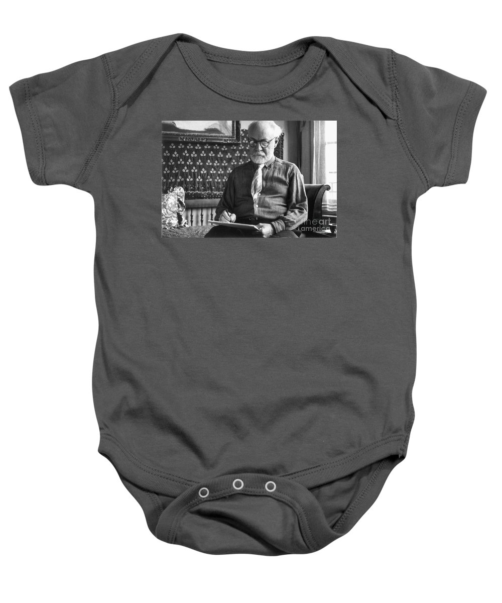 1939 Baby Onesie featuring the photograph Henri Matisse (1869-1954) by Granger
