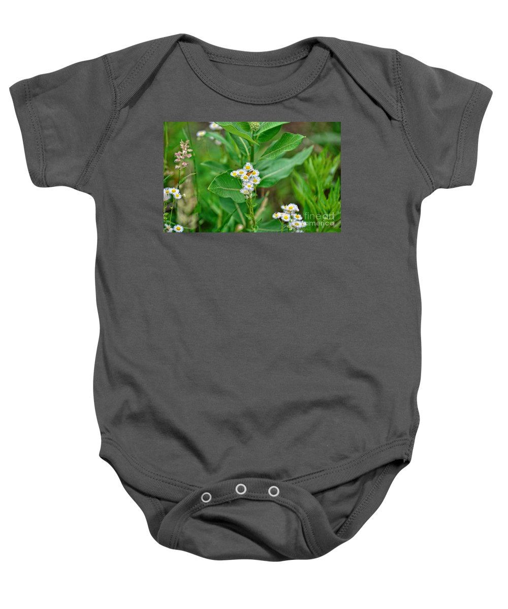 South Dakota Baby Onesie featuring the photograph 37453 by M Dale