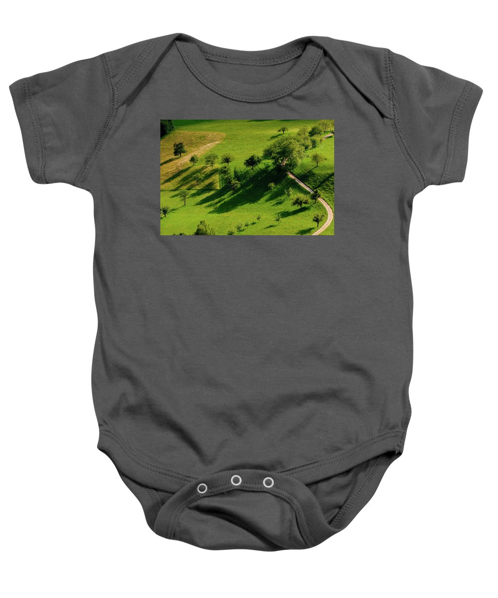 Landscape Baby Onesie featuring the photograph Landscape by Hristo Shanov