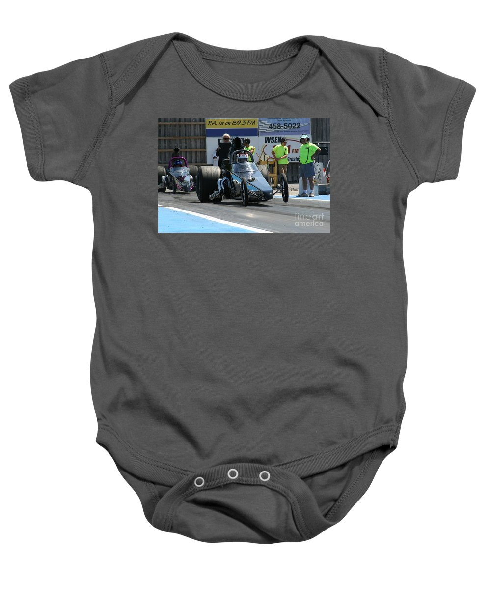 06-07-2015 Baby Onesie featuring the photograph 6471 06-07-2015 Esta Safety Park by Vicki Hopper