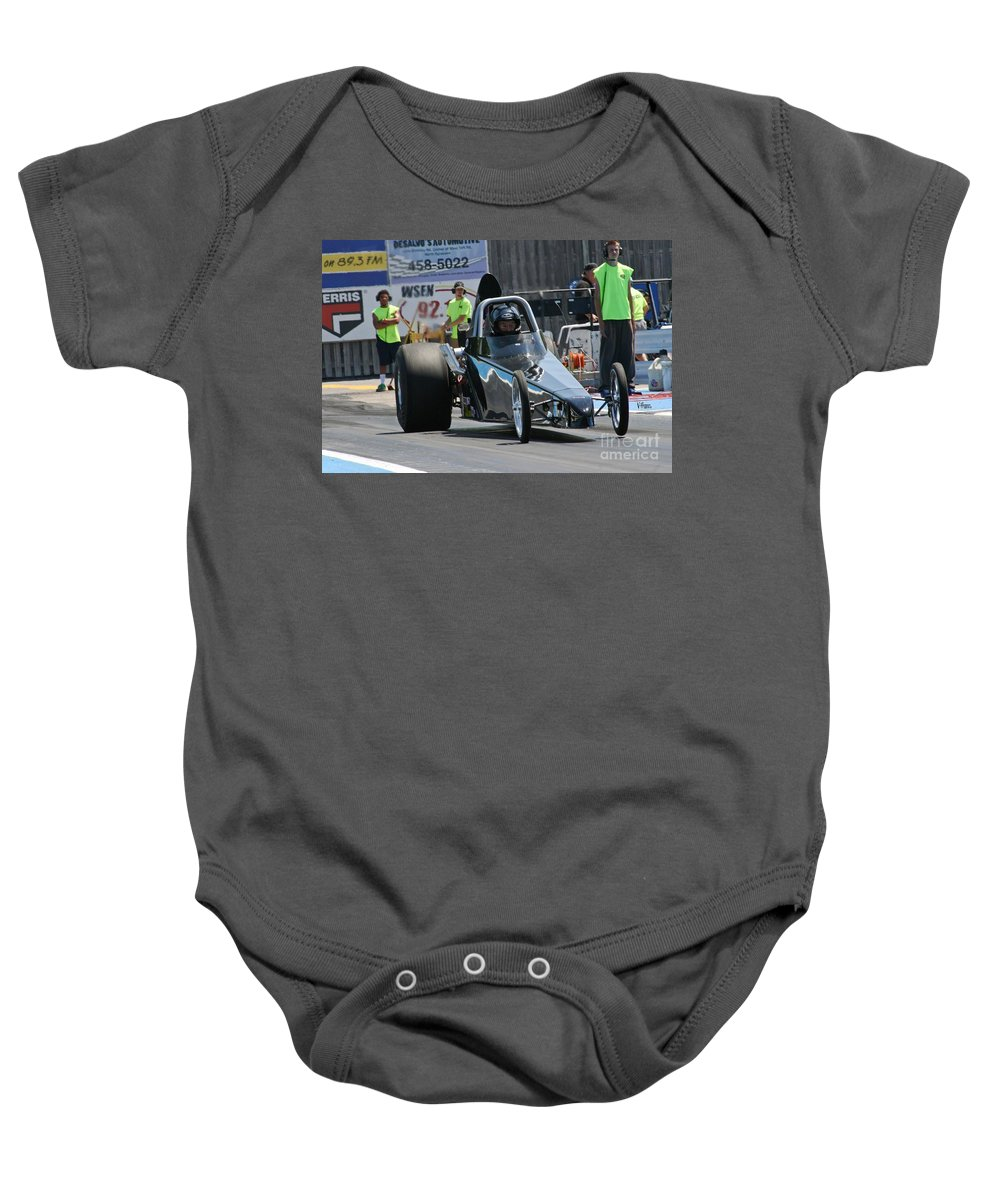 06-07-2015 Baby Onesie featuring the photograph 6541 06-07-2015 Esta Safety Park by Vicki Hopper