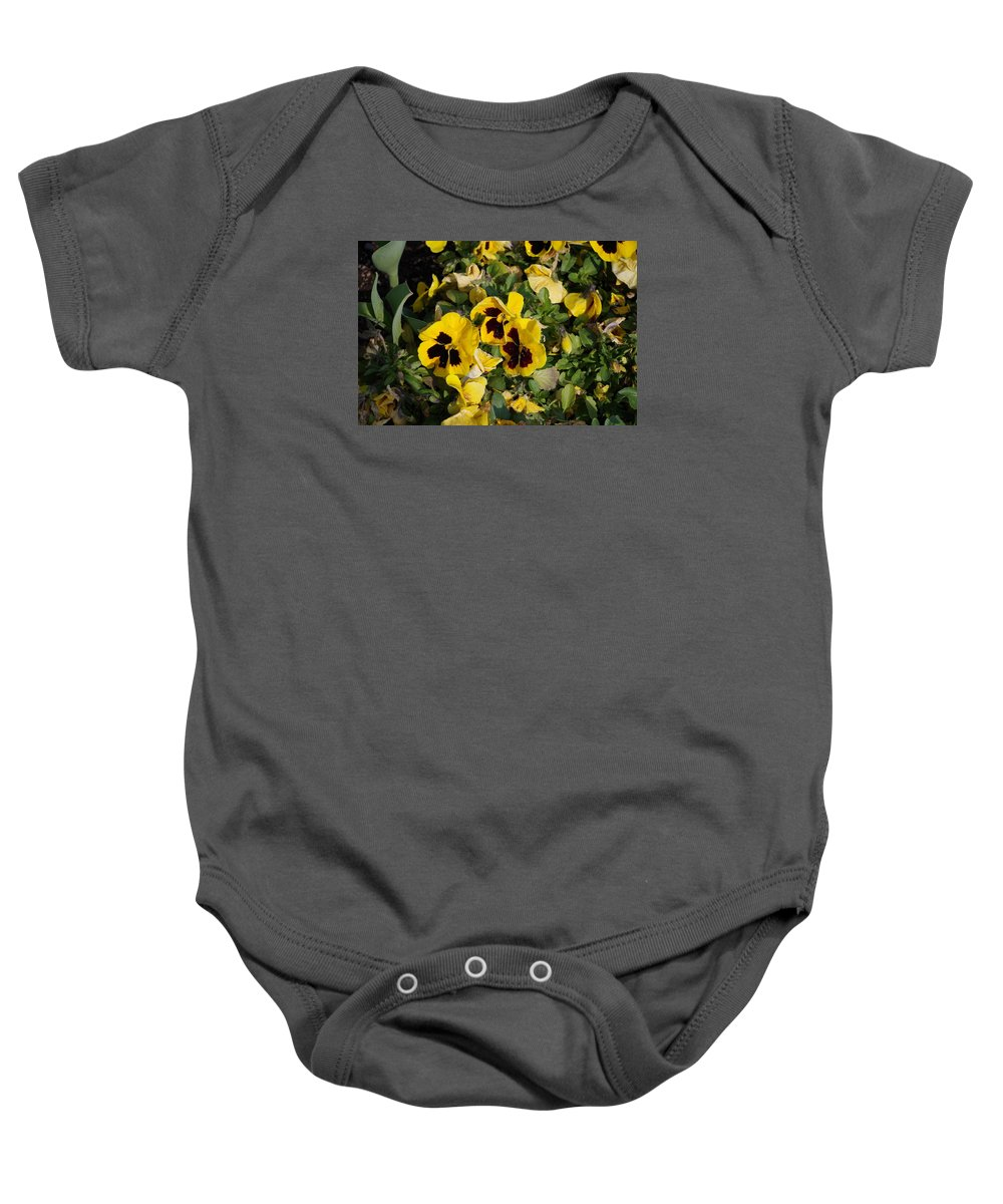 Paul Stanner Baby Onesie featuring the photograph One Moment More by Paul Stanner