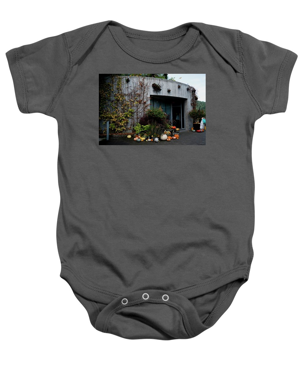 Outdoor Baby Onesie featuring the photograph About Autumn 3. by Andrew Kim