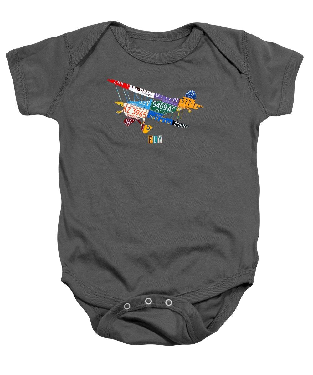 Airplane Baby Onesies
