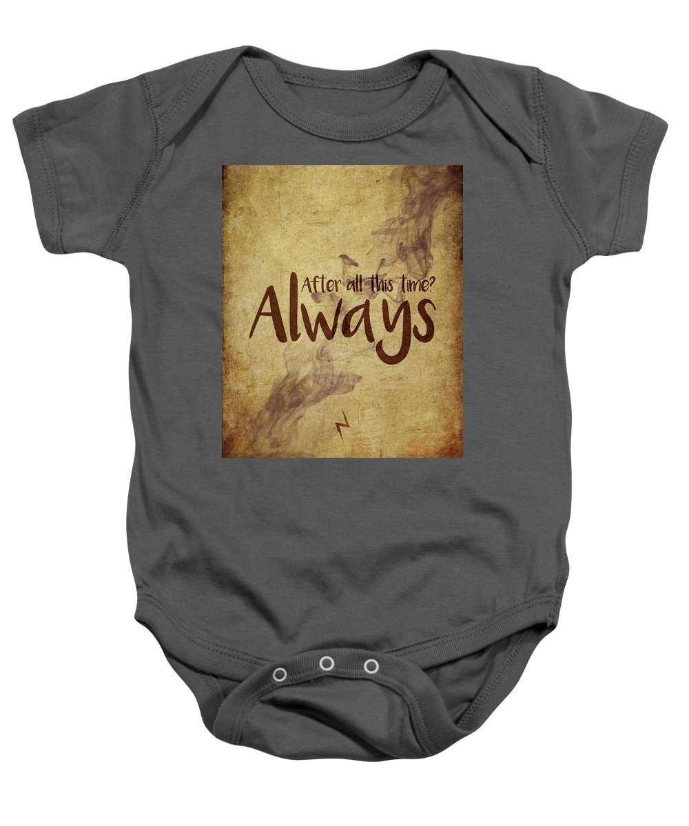 Snape Baby Onesies