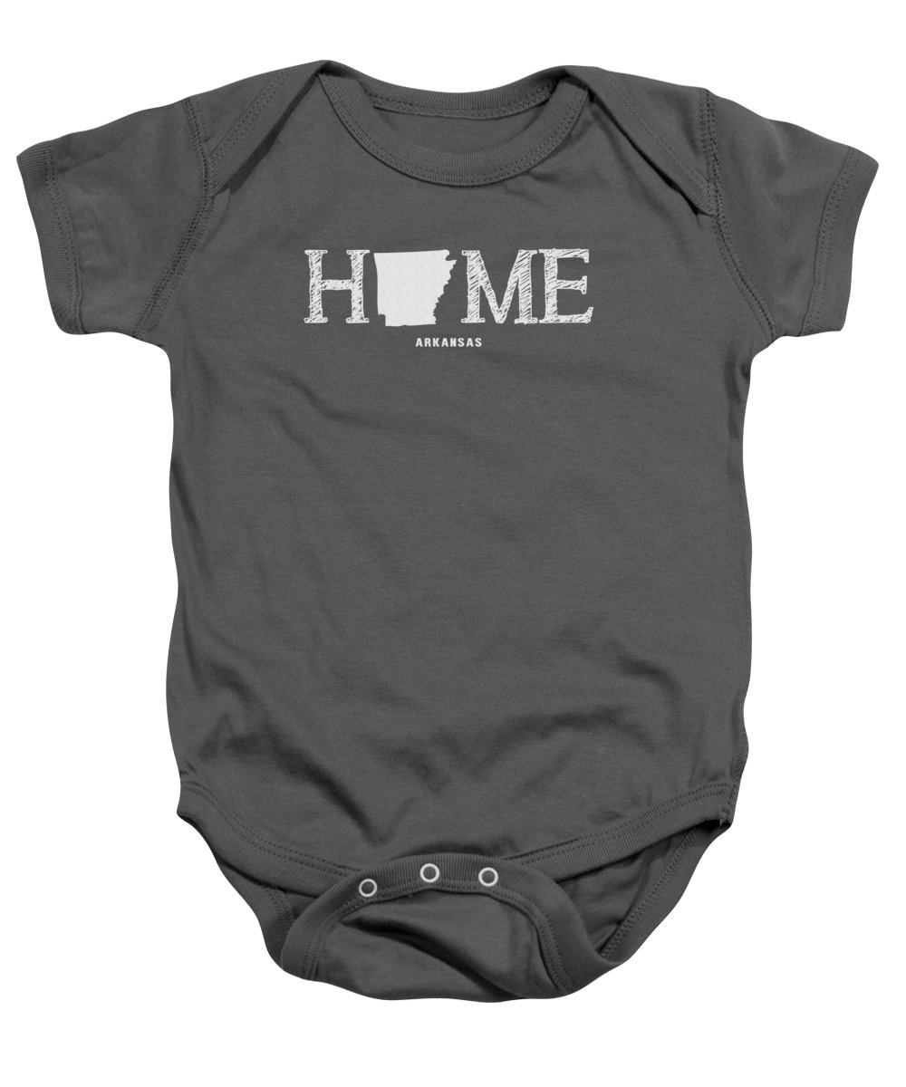 University Of Arkansas Baby Onesies