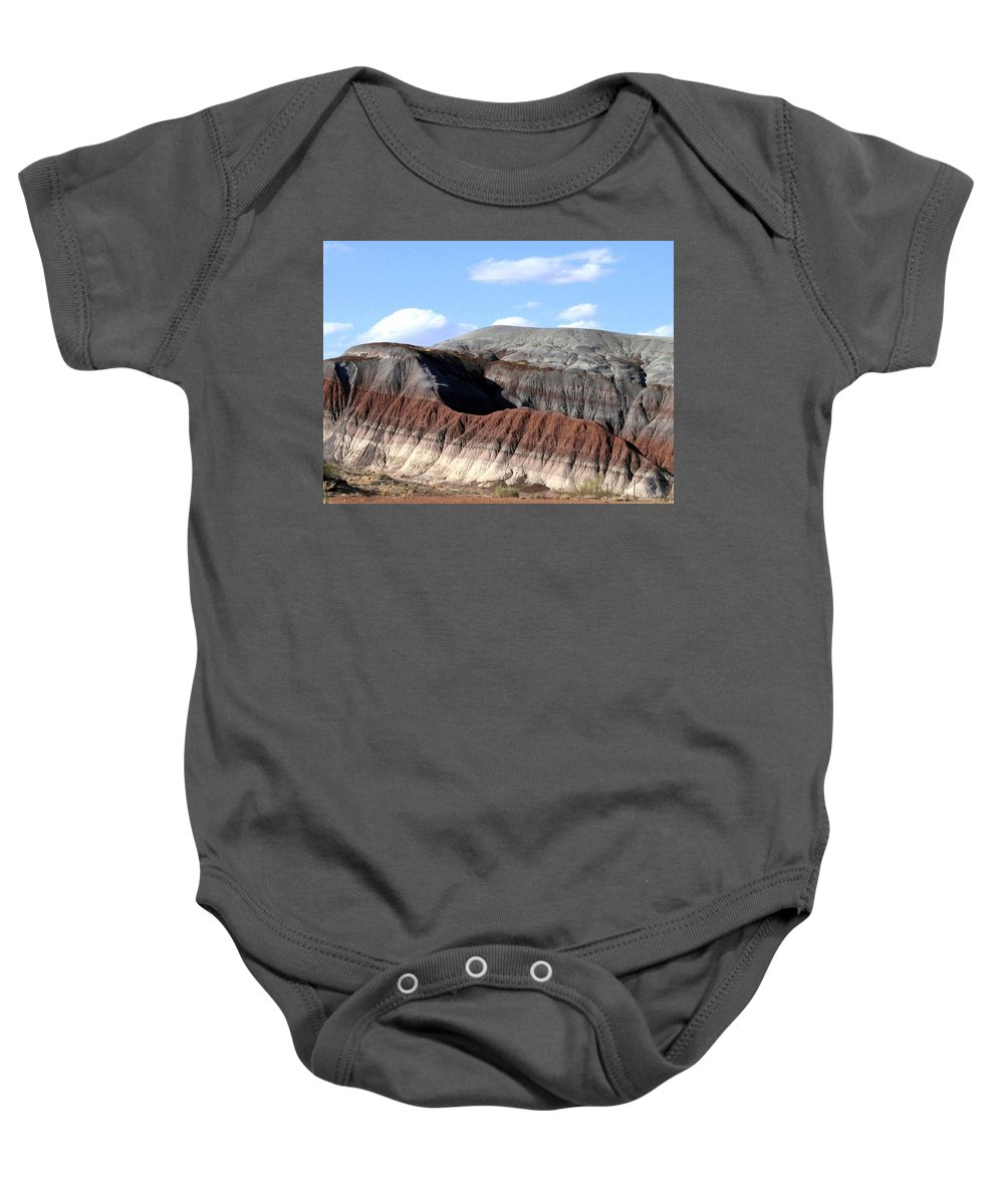 Arizona Baby Onesie featuring the photograph Arizona 16 by Will Borden