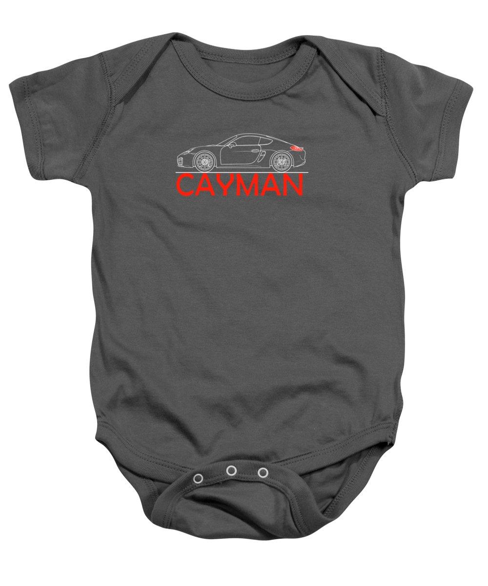 Sports Car Baby Onesies