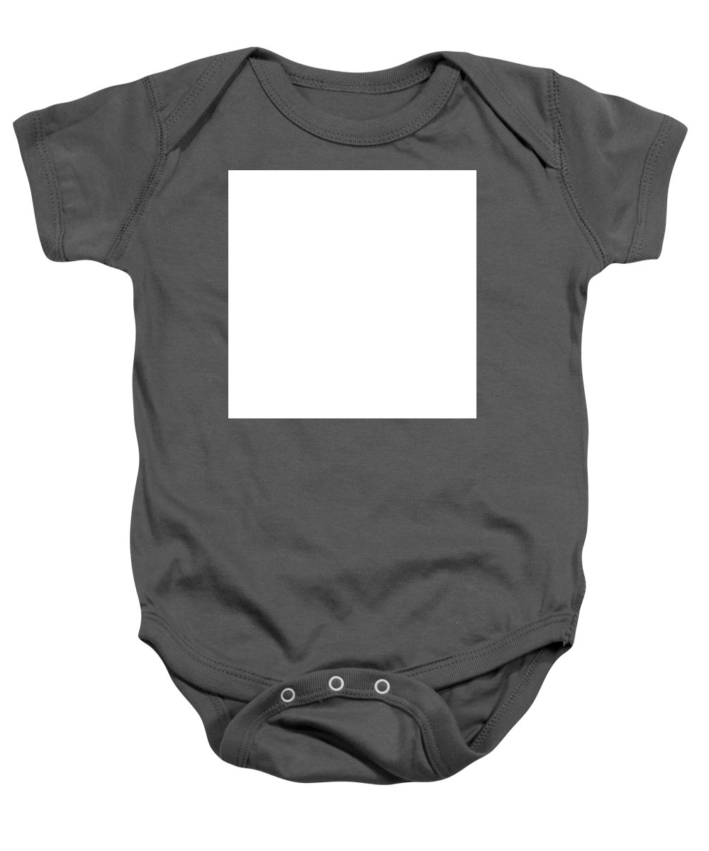Michael Jackson Baby Onesie featuring the drawing Look At Me by Hitomi Osanai