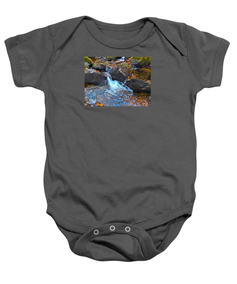 Autumn Landscape Baby Onesie featuring the photograph Autumn 2015 170 by George Ramos