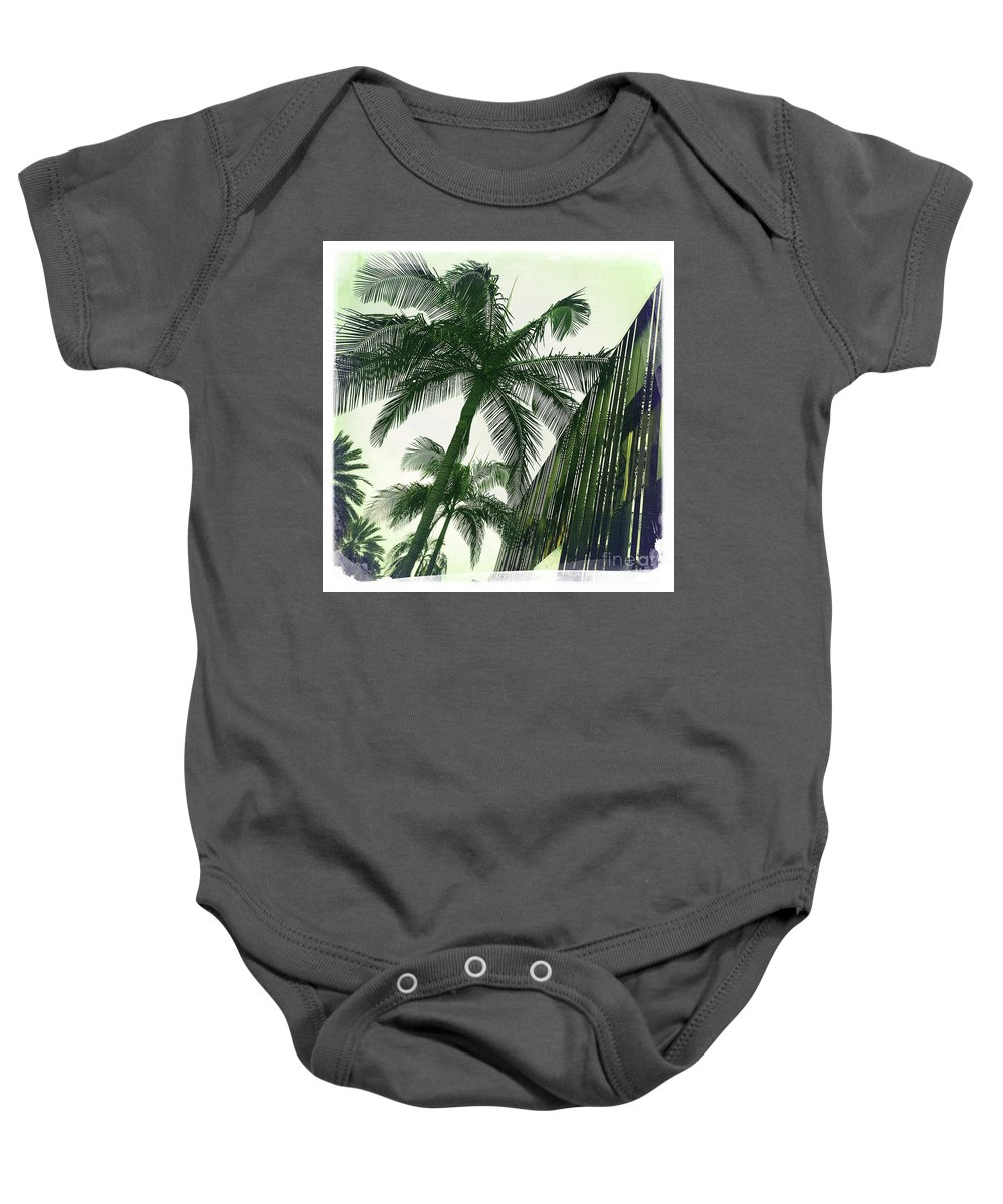 Famous Baby Onesie featuring the photograph Beverly Hills Rodeo Drive 1 by Nina Prommer