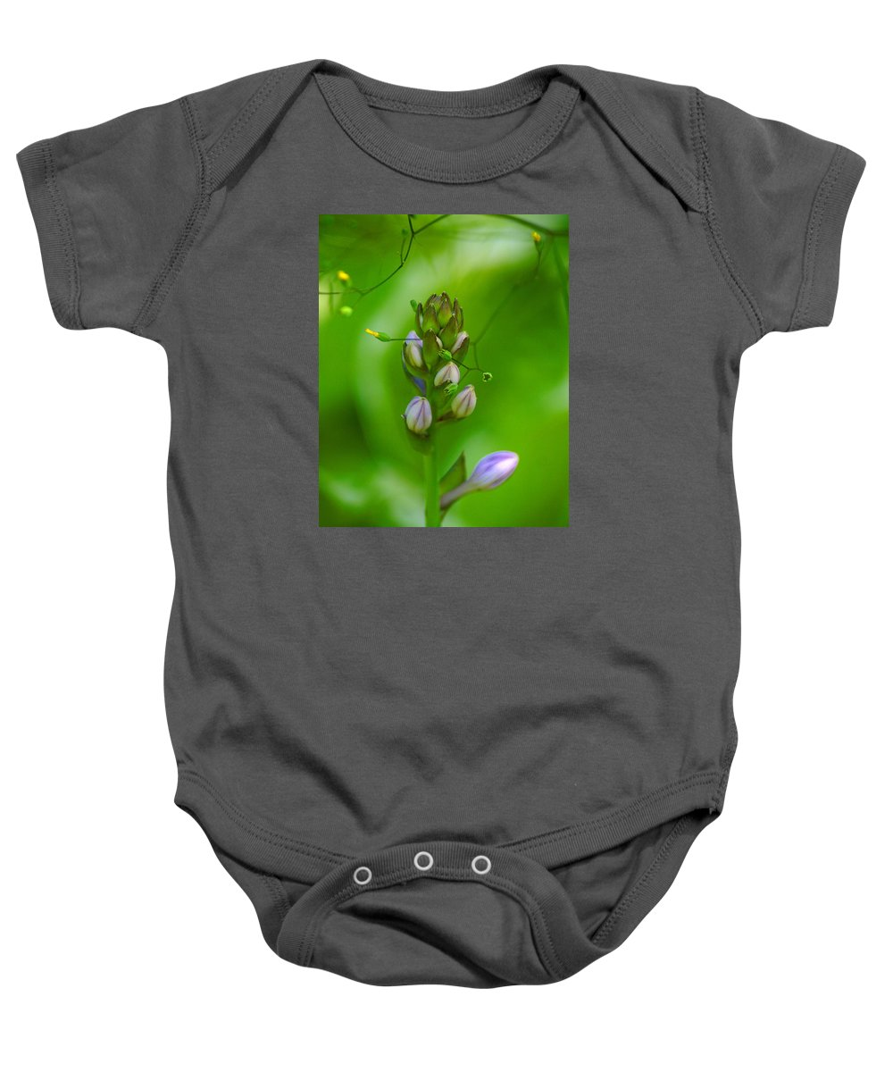 Nature Baby Onesie featuring the photograph Blossom Dream by Ben Upham III