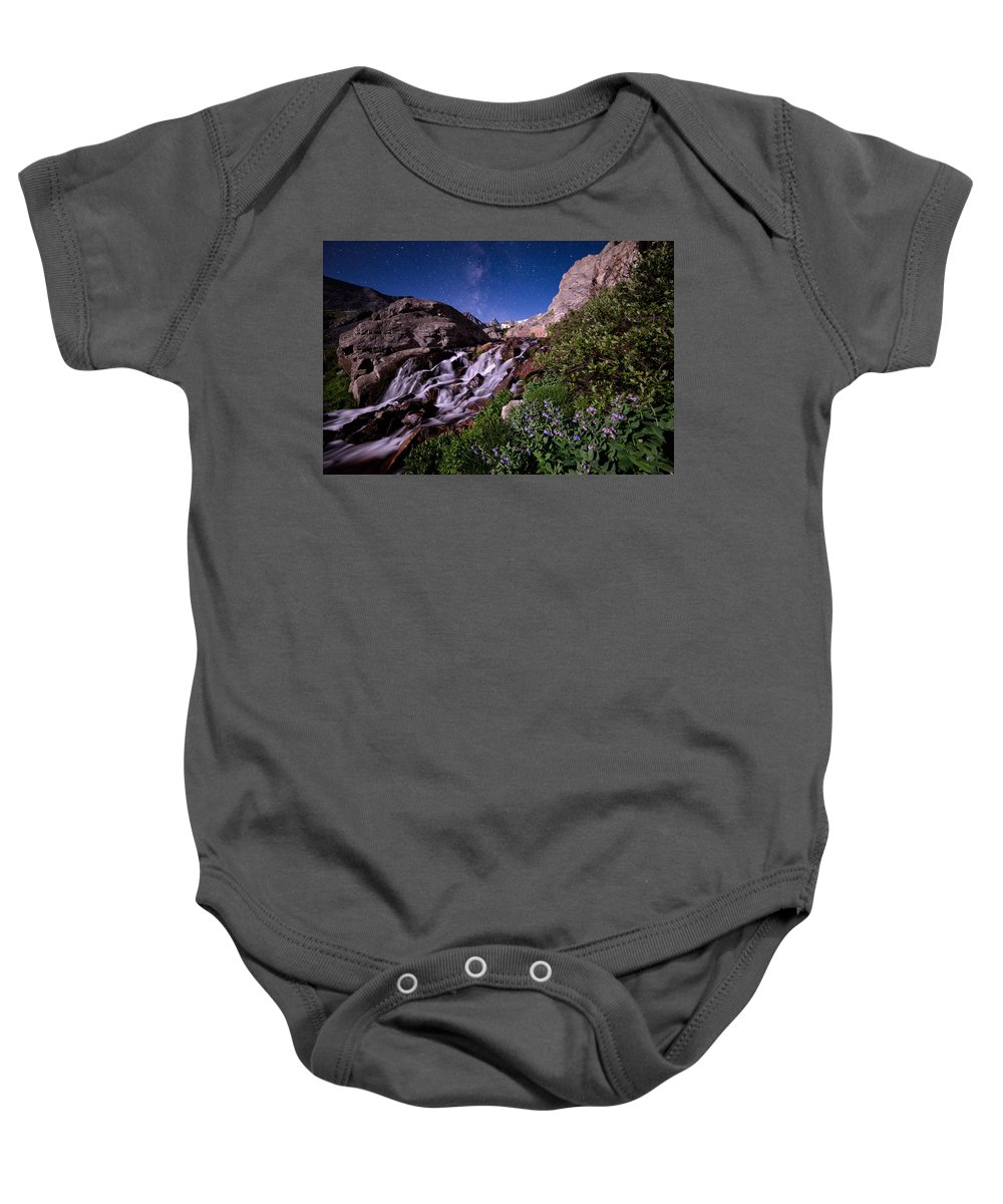 Indian Peaks Wilderness Baby Onesies