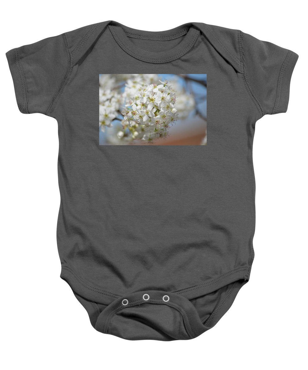 Bradford 15-07 Baby Onesie featuring the photograph Bradford 15-07 by Maria Urso