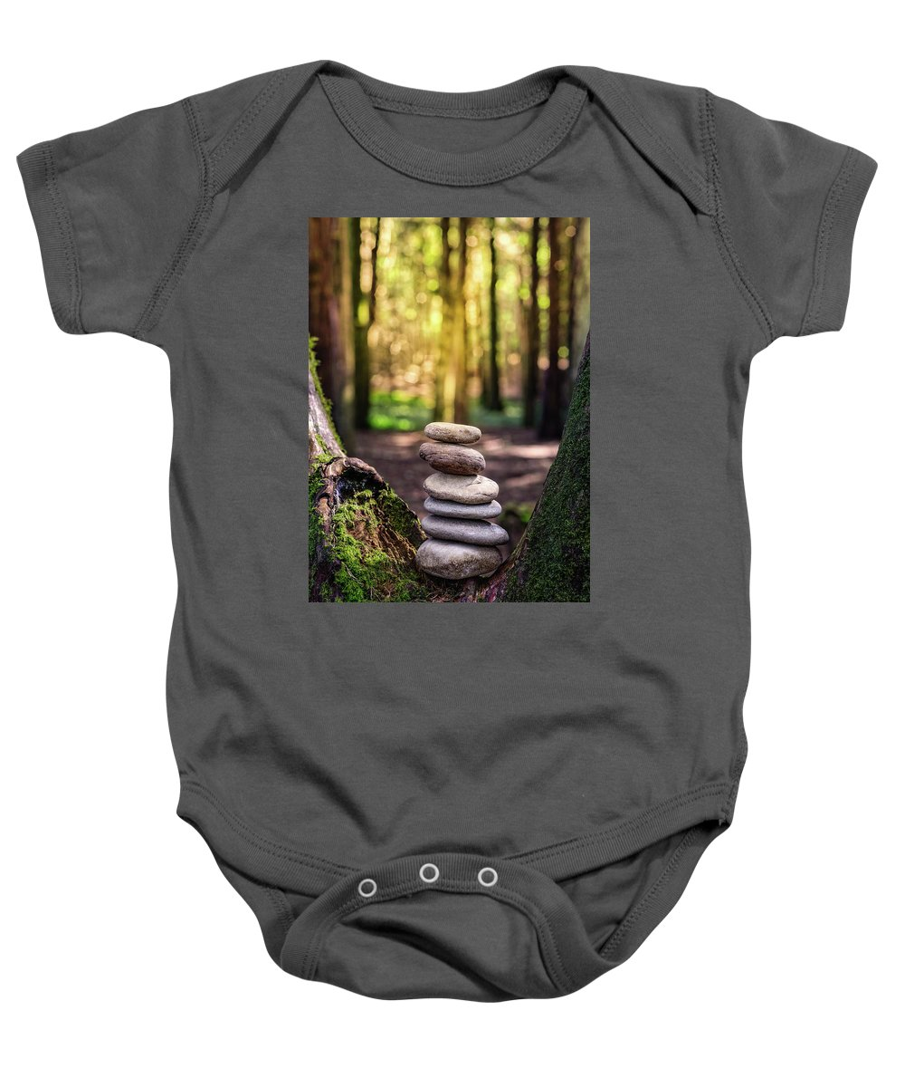 Brand New Day Baby Onesie featuring the photograph Brand New Day by Marco Oliveira